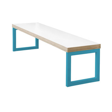 Office Furniture Now Tables Orn | Axiom Block Bench