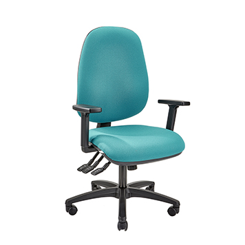 Office Furniture Now Seating FG Sentar | Toro Fully Upholstered Chair