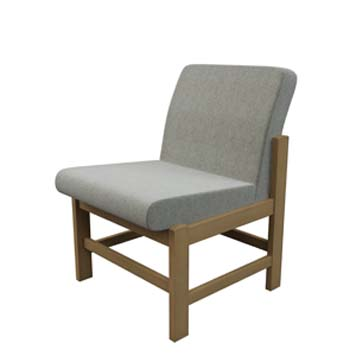 Office Furniture Now Seating Gresham | Newton Heavy Duty Chair