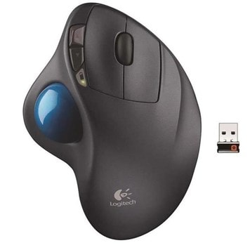 Office Furniture Now - ESAM5-LOGITECH-WIRELESS-TRACKBALL-M570 - Click to enlarge