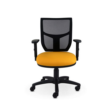Office Furniture Now Seating MDK | Contract Mesh Back Chair